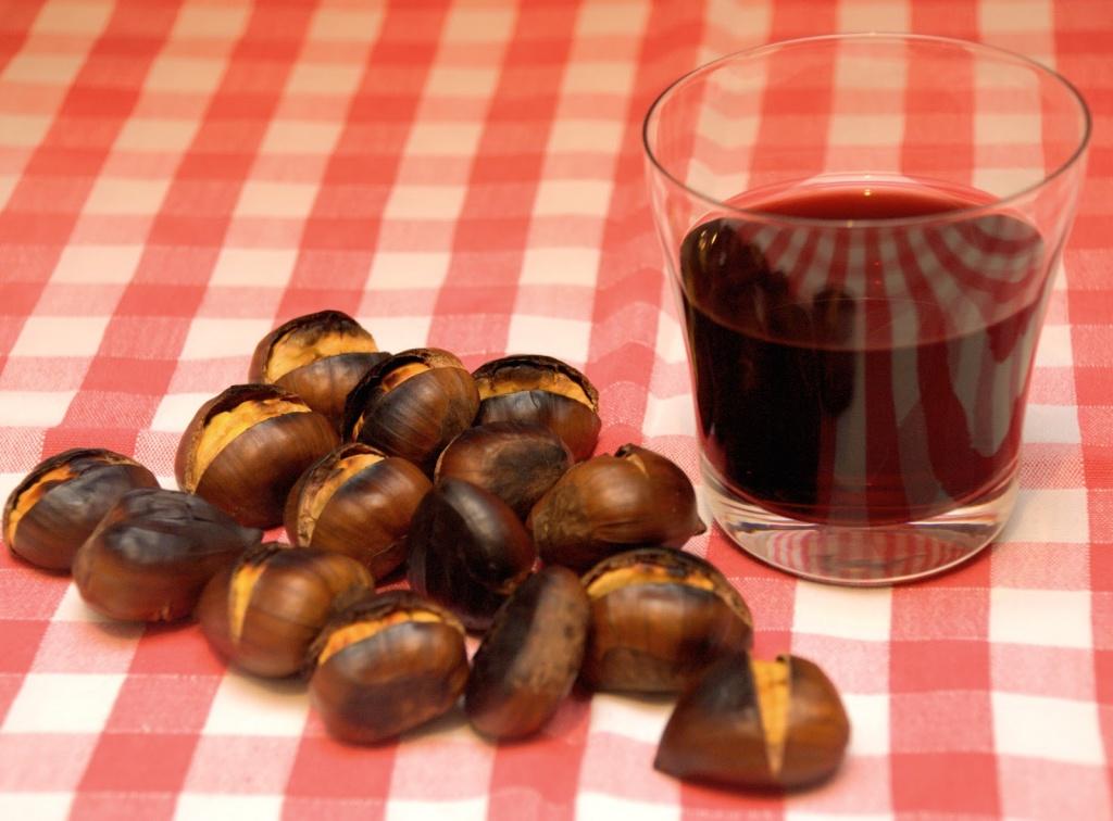 castagne-e-vino